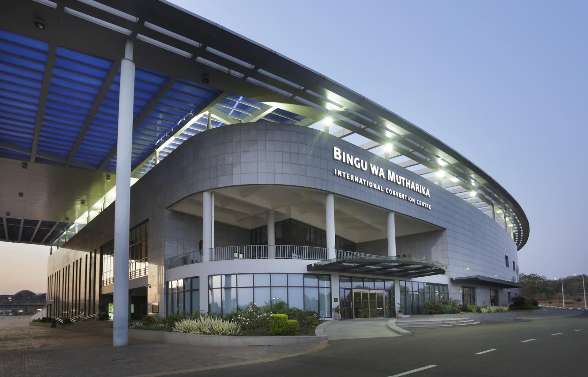 Bingu wa Mutharika International Convention Centre (BICC)